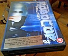 ROBOCOP TRILOGY - DVD UK REGION 2 PAL