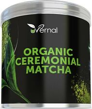 Organic MATCHA Green Tea Powder - Best Taste - USDA Organic - No sugar added NEW