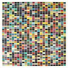 Gerhard Richter 1025 Farben Poster Kunstdruck Bild 117x117cm - Germanposters