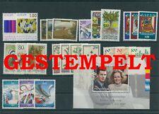 Liechtenstein Vintage Yearset 1993 Postmarked Used Complete More See. Shop