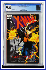 X-Man All Saints' Day #nn CGC Graded 9.4 Marvel 1997 White Pages Comic Book.