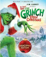 Dr. Seuss' How the Grinch Stole Christmas (Grinchmas Edition) [New Blu