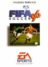 SEGA Mega Drive Spiel - FIFA Soccer 96 mit OVP NEUWERTIG