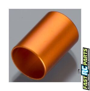 HPI Electric Micro RS4 Diff Pipe 14x20x0.5mm Orange Micro RS4 HPI110146