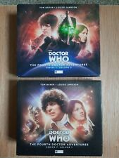 Big Finish - Fourth Doctor Adventures - Series 7 - Volumes 1 and 2 - CD - 4th