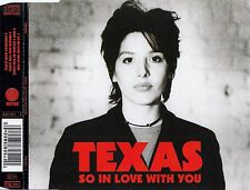 TEXAS : SO IN LOVE WITH YOU / 4 TRACK-CD - TOP-ZUSTAND