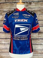 Pearl Izumi USPS Trek Cycling Jersey Size Large