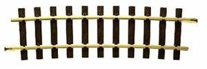 LGB G SCALE CURVED TRACK R5 7.5-DEGREE (12 PIECES)   BN   18020