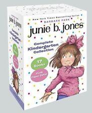 Junie B. Jones Complete Kindergarten Collection by Barbara Park (2014,...