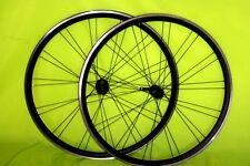 Pair Bontrager 700c Road Bike Wheels – Shimano 10 & 11 Speed Fitting