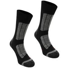 Karrimor Senderismo Trekking Calcetines 2 Pack fibra de lana para hombre UK 7-11 UE 41-46 R762-11