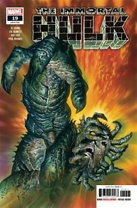 Immortal Hulk 19 cover a 25% off