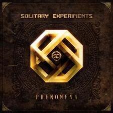 SOLITARY EXPERIMENTS: Phenomena -  CD, NEU!