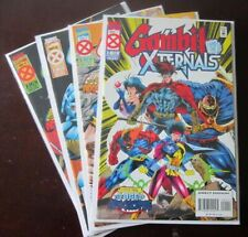 Gambit and the X-Ternals  Set:#1-4 8.0 VF (1995)