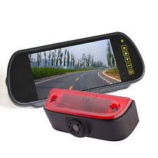 Vardsafe | Brake Light Rear View Reverse Backup Camera Kit for Nissan NV200