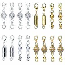 16 Magnetic Extender Lobster Clasp for Jewelry Necklace Bracelet Extension Chain