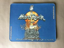 "Mousepad ""Hard Rock Cafe - 2000 ""The Evolution of Rock"""