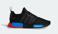 adidas Originals NMD_R1 Black / Red Shoes Trainers