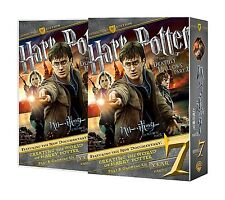 MOVIE-HARRY POTTER AND THE DEATHLY HALLOWS PART2 COLLECTORS-JAPAN 3 DVD G85 sd