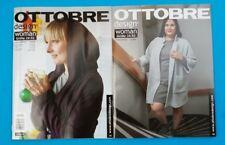 OTTOBRE design woman Herbst/Winter 5/2018 ungelesen 1A  abs. TOP