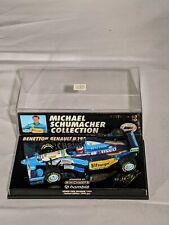 Michael Schumacher Collection Nr. 20, Limited Edition, Rare, F1,1:43 Minichamps