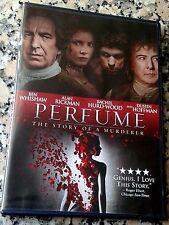 PERFUME Story Of A Murderer RARE Thriller DVD Tom Tykwer Ben Whishaw Hoffman