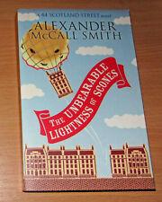 Alexander McCall Smith: THE UNBEARABLE LIGHTNESS OF SCONES - Roman (Taschenbuch)