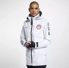 Nike NikeLab OLYMPIC TEAM USA MEDAL STAND WHITE WINTER GORETEX ACG 916648-100 S