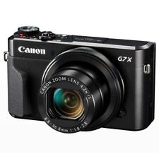 New Canon Powershot G7X Mark II