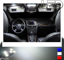 AUDI Q5 Pack 18 Ampoules LED Blanc Pare soleil Coffre plafonnier Portes Boites