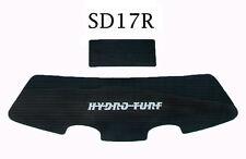 Custom Hydroturf Mat Seadoo rear only 05-12 Challenger 180 Black SD17R carpet