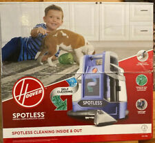 Hoover FH11200 Spotless Portable Carpet and Upholstery Cleaner