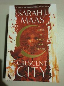 Crescent City By Sarah J. Maas