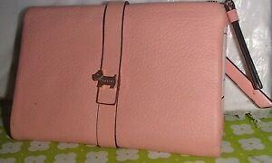 RADLEY LONDON West View Bi-fold Leather Wallet  CANTALOUPE COLOR