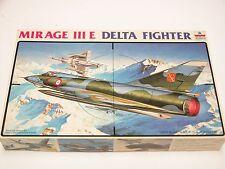 1/48 ESCI ERTL Dassault Delta MIRAGE III E Scale Plastic Model Kit Complete E