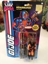 Star Brigade Exclusive: 1994 Space Gunner:ROADBLOCK(v7):100% CMP: VHTF!!