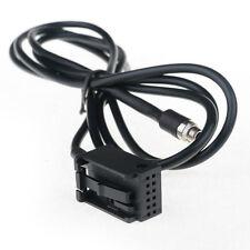 HOTSYSTEM AUX Audio BMW E39 X3 E83 E60 E61 Adaptor Cable For iPod iPhone 5 5S