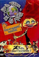 ALLO LA TERRE - ICI LES MARTIN /*/ DVD DESSIN ANIME NEUF/CELLO