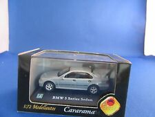 Cararama Modelauto 1:72  BMW 5 series Sedan