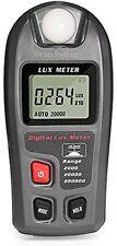 Lux Meter GrandBeing Handheld LCD Light Meter Luminometer FREE UK POSTAGE