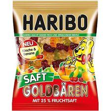 HARIBO of Germany: Goldbaren/ Gold bears JUICY gummy bears-175g-FREE SHIPPING