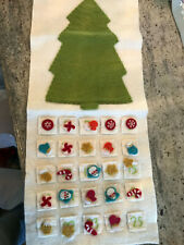 Pottery Barn Kids Merry & Bright Advent Calendar NEW