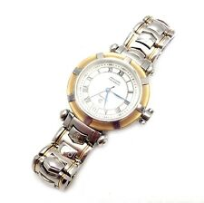 Philippe Charriol 18k Yellow Gold Stainless Steel Automatic Watch w/ Extra Band