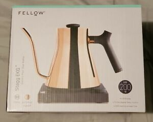Fellow Stagg EKG Electric Pour-Over Kettle - Copper