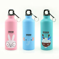 Stainless Steel Water Bottle Single-layer Cup Leak Proof Kids--No InsulationG6