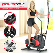 New Elliptical Cross Trainer Exercise Machine Home Gym Stepper Fitness Cardio