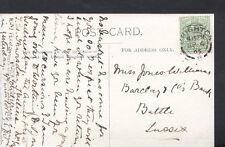 Family History Genealogy Postcard - Williams - Barclays Bank, Battle RF101