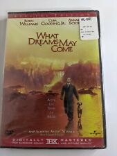 What Dreams May Come Dvd New Sealed Robin Williams Cuba Gooding Jr 1998