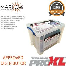 PROXL ULTIMATE PRIMER KIT - ETCH , PLASTIC, SPECTRO PRIME, HIGH BUILD, XPRESS