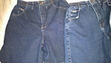 Lee At The Waist Blue Jean Shorts Size 8M Lot of 3